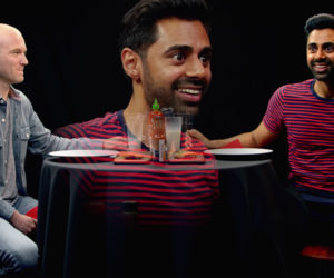 Hasan Minhaj vs. Hot Wings