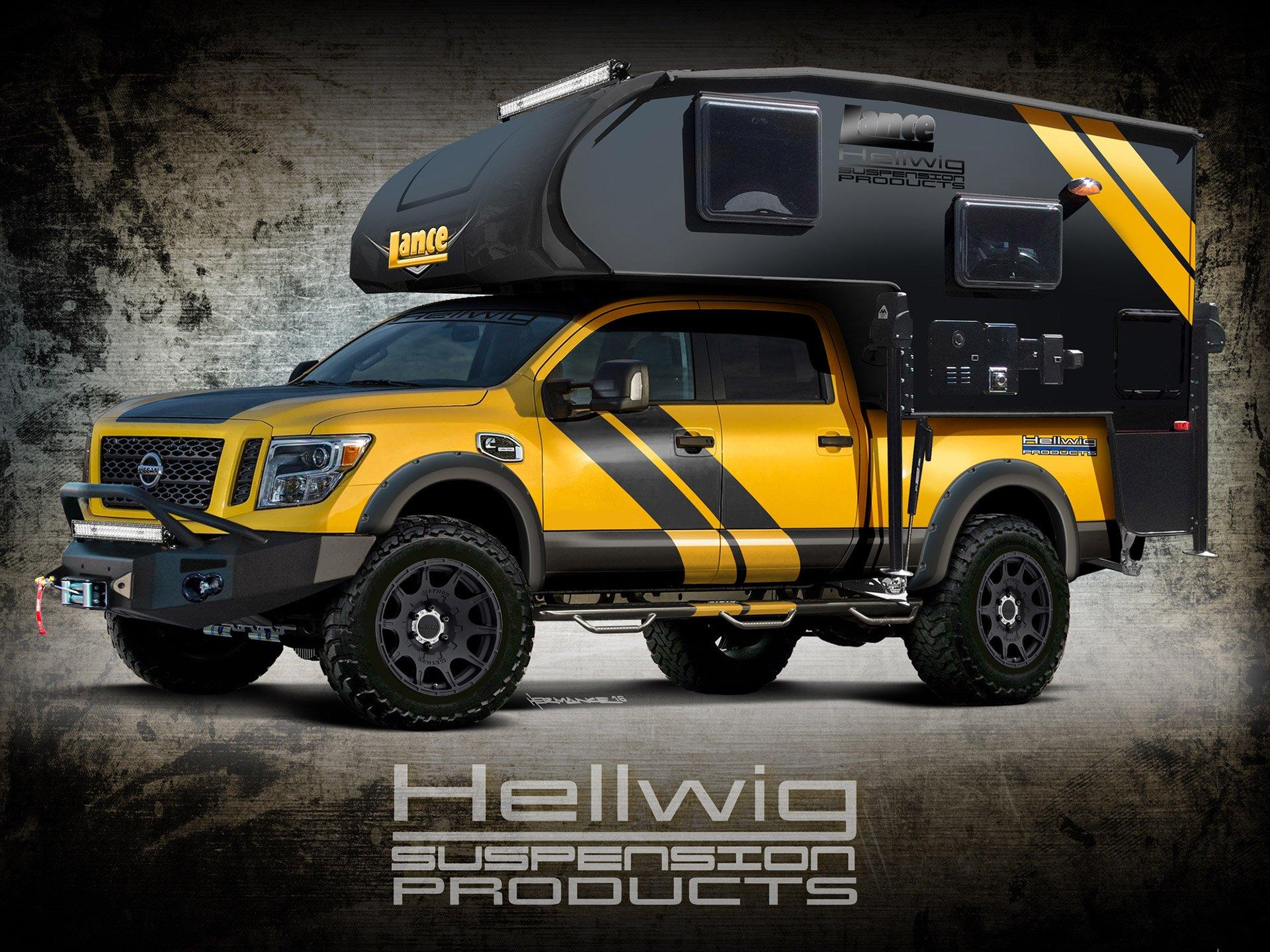Hellwig Titan XD Ultimate Overlander