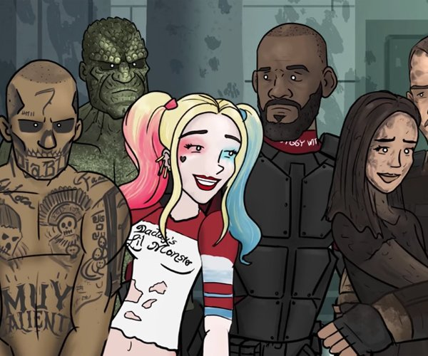 How Suicide Squad Should've Ended