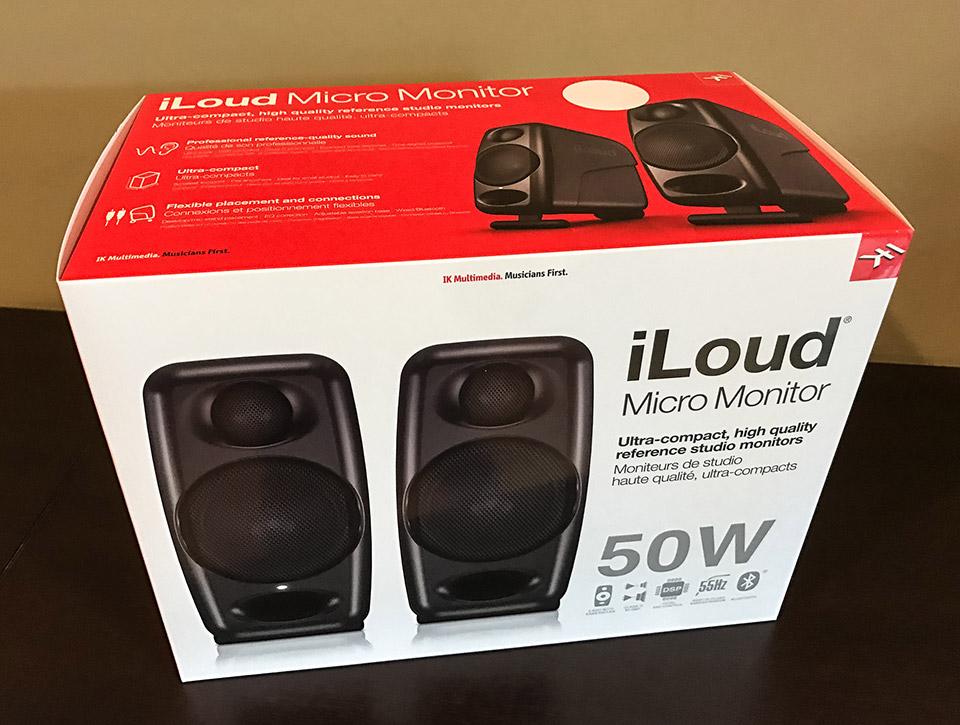 iLoud Micro Monitor Speakers