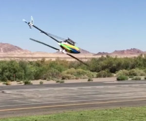 Insane R/C Copter Skills 3