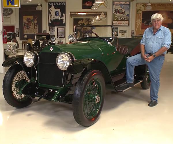 Jay Leno's 1918 Stutz Bearcat