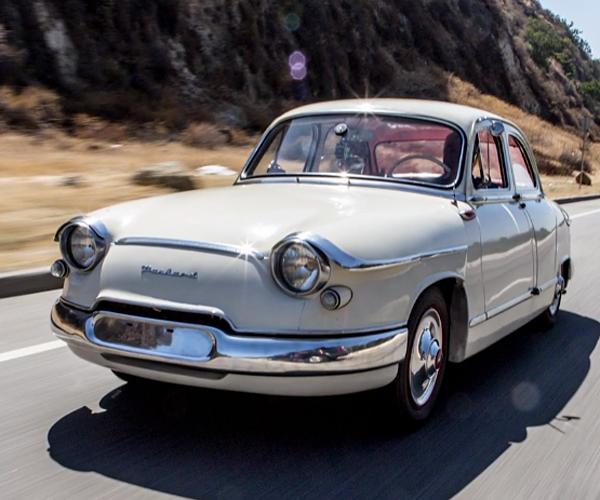 Jay Leno's 1960 Panhard PL 17