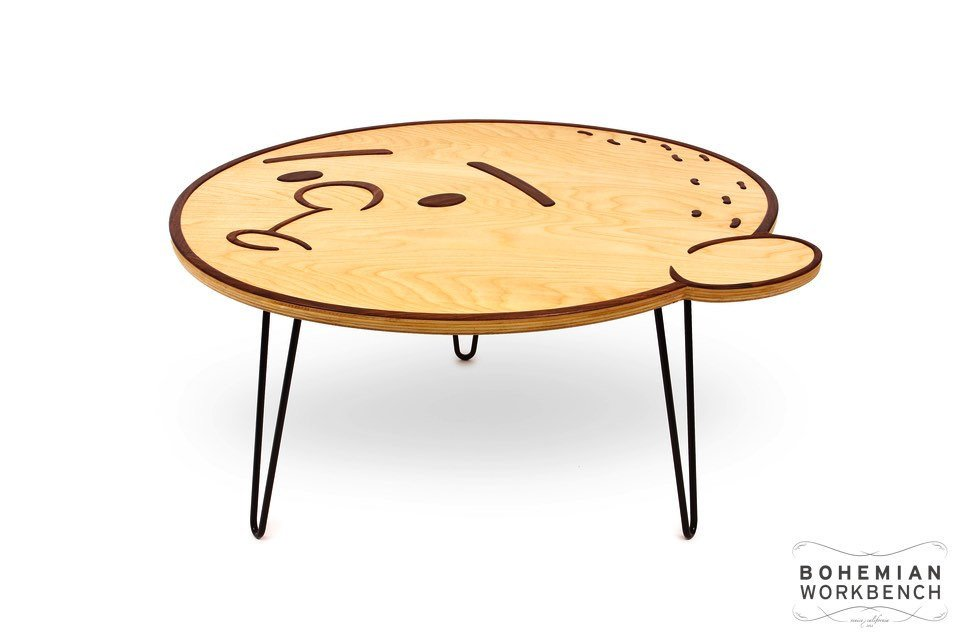 Karl Pilkington Coffee Table