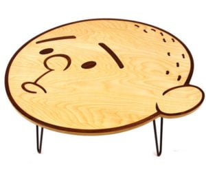 Karl Pilkington Coffee Table