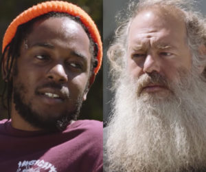 Kendrick Lamar Talks to Rick Rubin