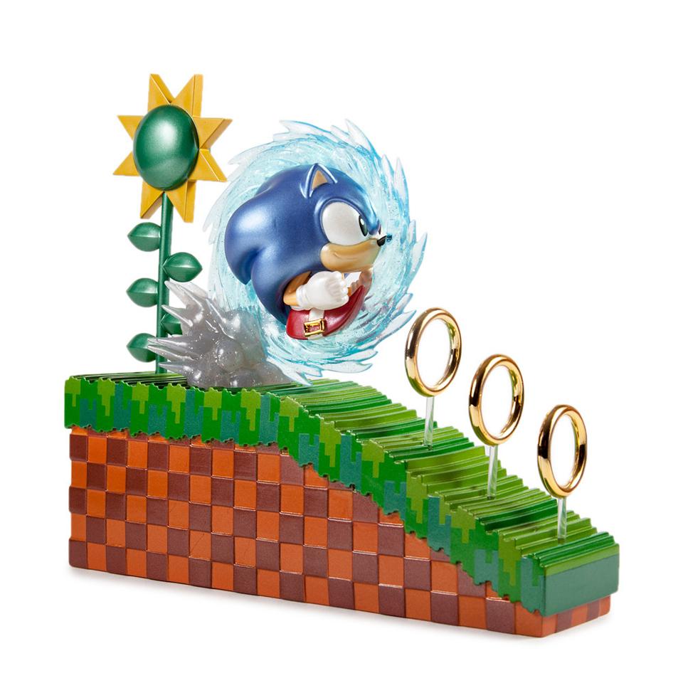 Kidrobot Sonic the Hedgehog Figure