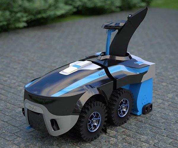 Kobi Yard Robot