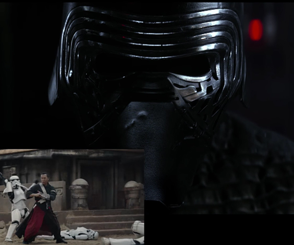 Kylo Ren Reacts to Rogue One 2