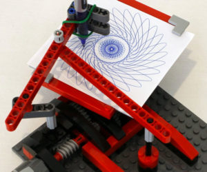 LEGO Drawing Machine
