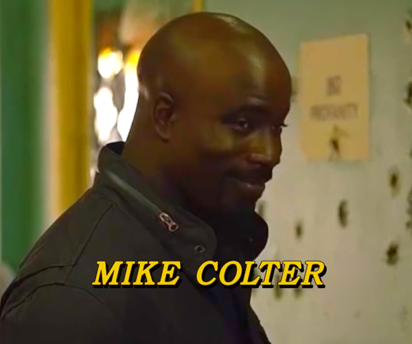 Luke Cage x Family Matters
