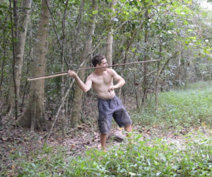 Making a Spear Thrower