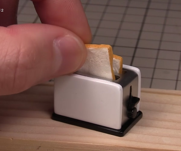Making a Tiny Toaster