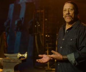 Making a Jambiya with Danny Trejo