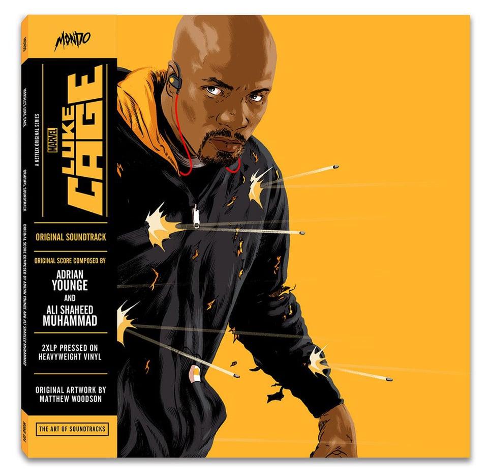 Marvel's Luke Cage OST 2XLP