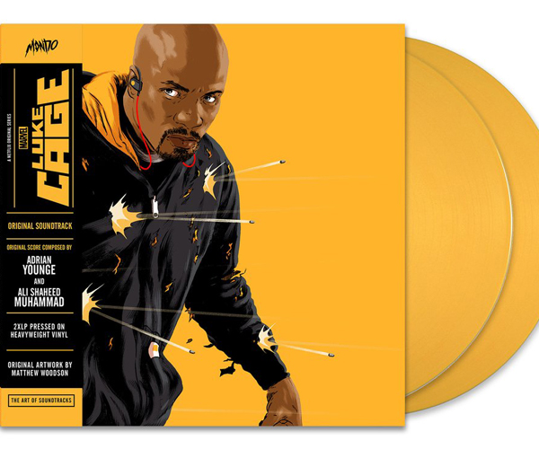 Marvel S Luke Cage Ost 2xlp
