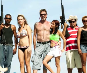 The Dangerous Life of John McAfee