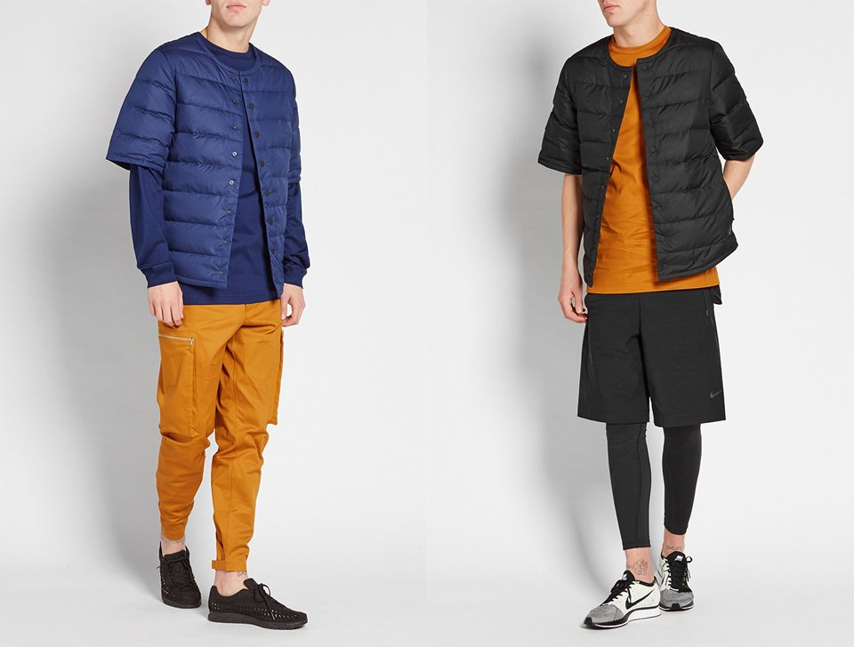 NikeLab Essentials Puffer Jacket