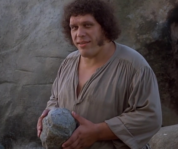 No Small Parts: André the Giant