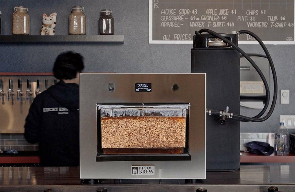 PicoBrew Zymatic Beer Machine