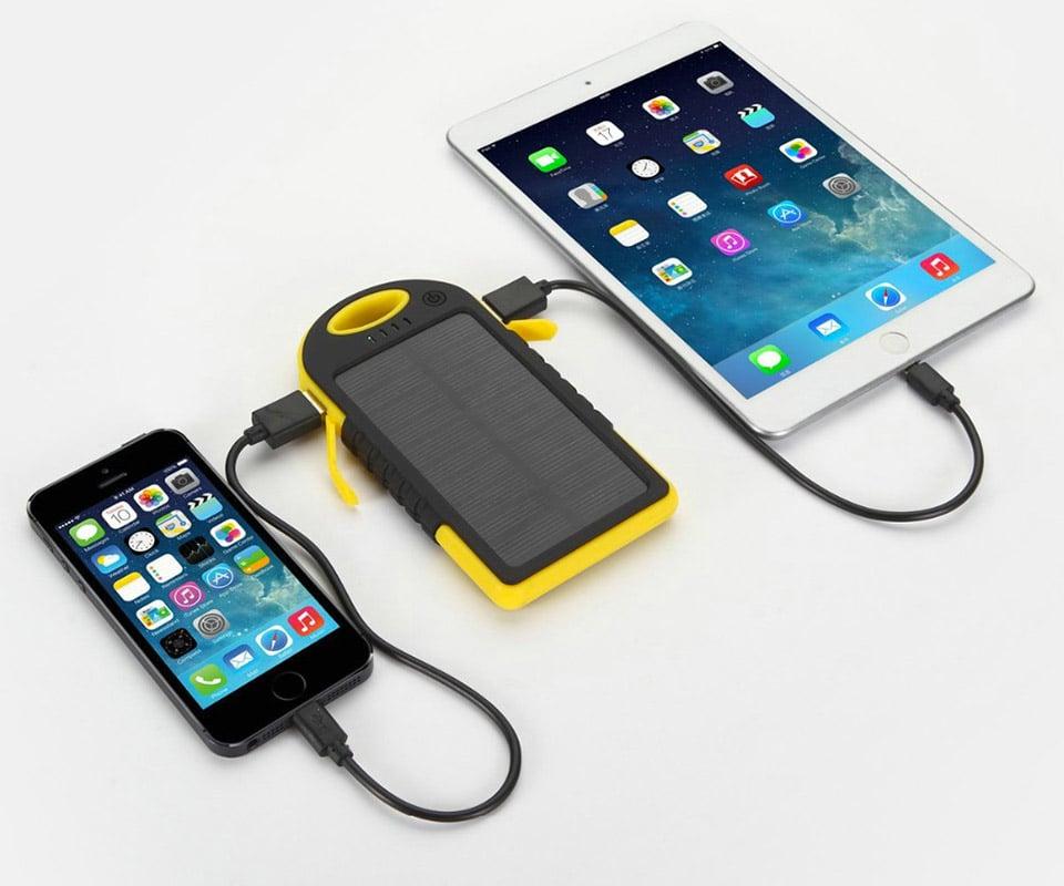 Deal: SunVolt USB Solar Charger