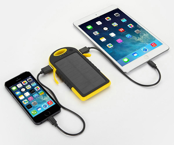 Deal: SunVolt USB Solar Charger