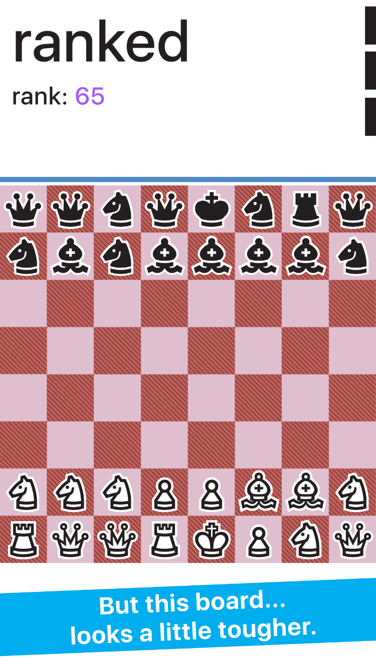Really Bad Chess for iOS