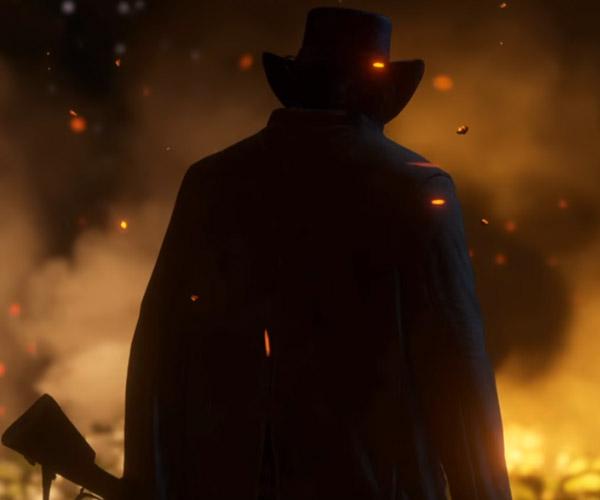 Red Dead Redemption 2 (Trailer)