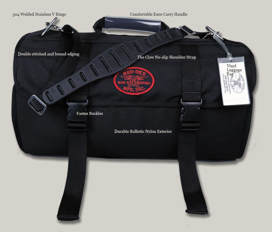 Big Bull Roll-up Bag