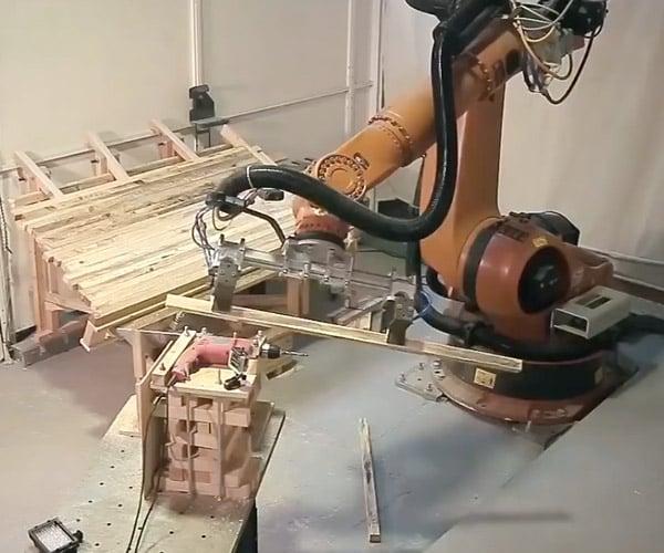 Robotic Carpenters