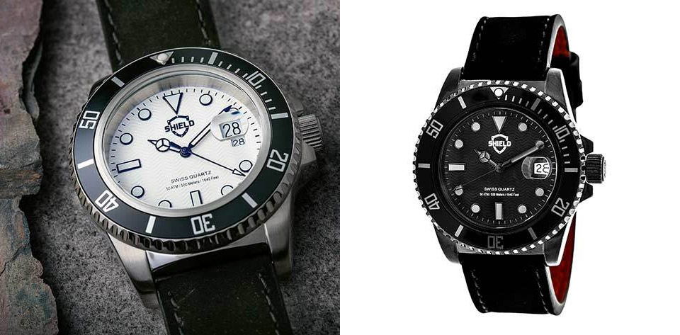 Deal: Shield Cousteau Diving Watch