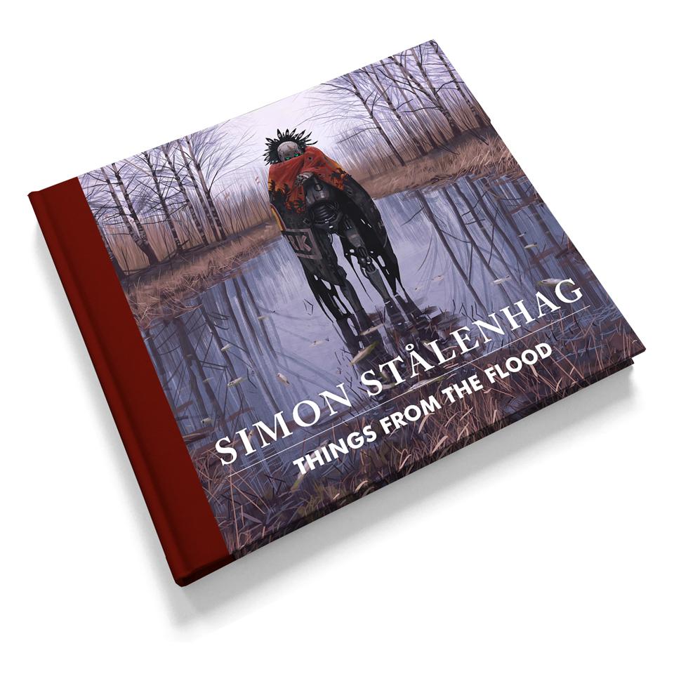 Simon Stålenhag: Things from the Flood