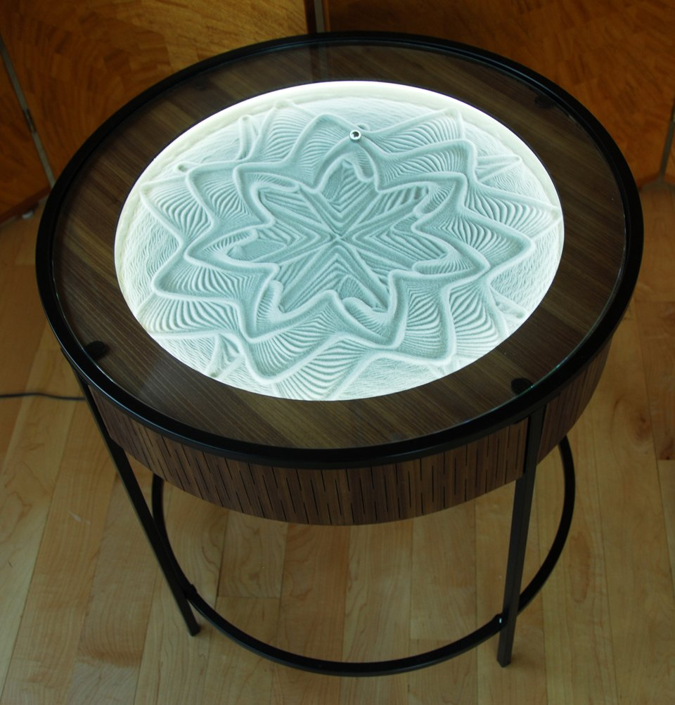 Sisyphus Kinetic Art Table