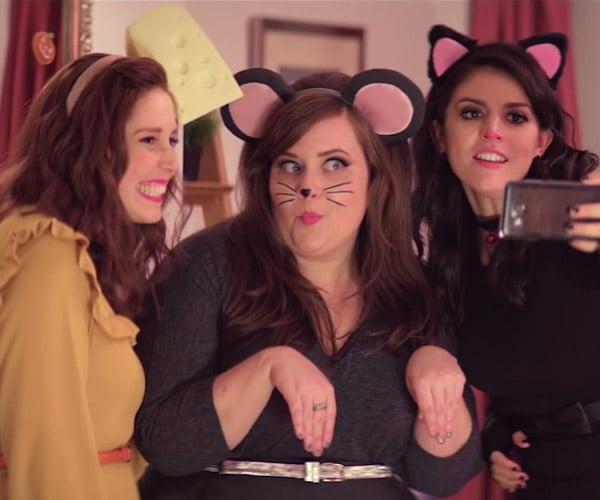 SNL: A Girl's Halloween