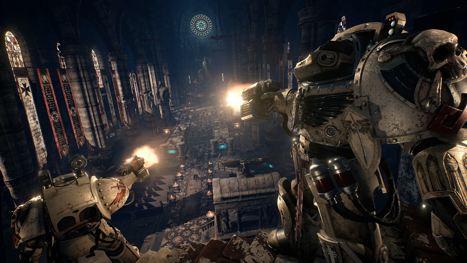 Space Hulk: Deathwing (Gameplay)