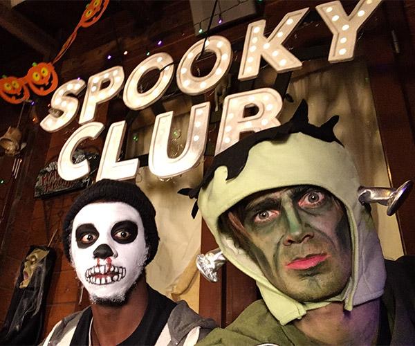Spooky Club