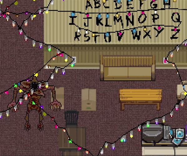 8 Bit Cinema: Stranger Things