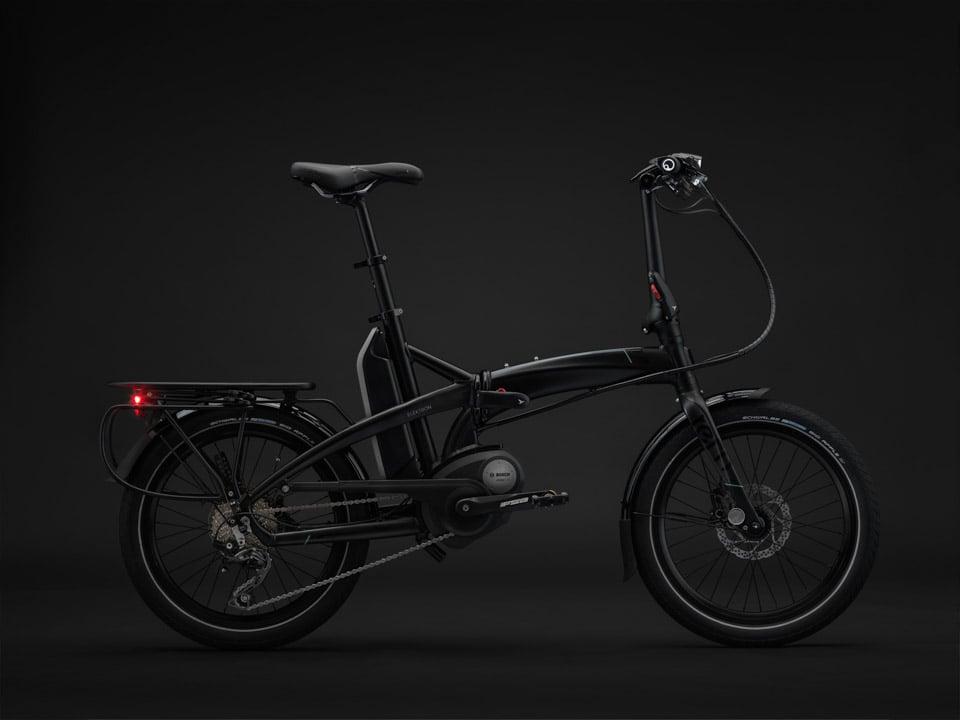 Tern Vektron Folding Electric Bike The Awesomer
