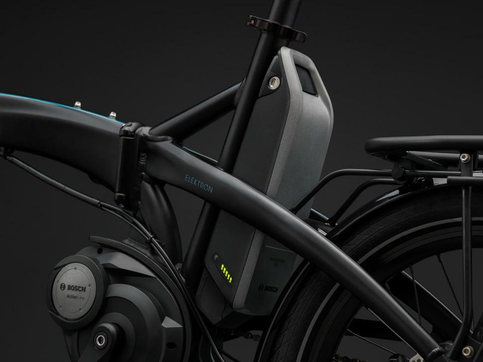 Tern Vektron Folding Electric Bike