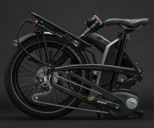 Tern Vektron Folding Electric Bike