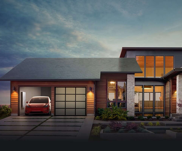 tesla solar roof. Black Bedroom Furniture Sets. Home Design Ideas