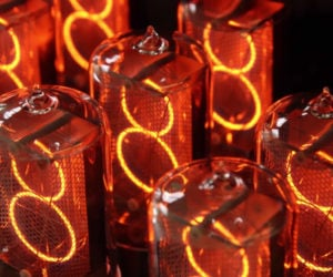 The Art of Making a Nixie Tube
