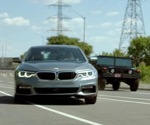 BMW: The Escape