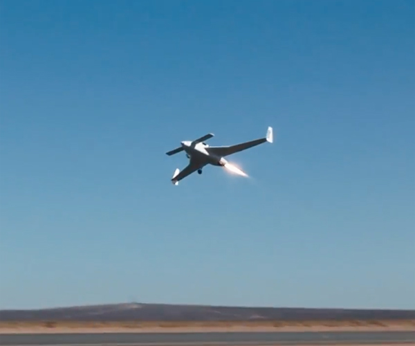 The New Space Race: XCOR Lynx