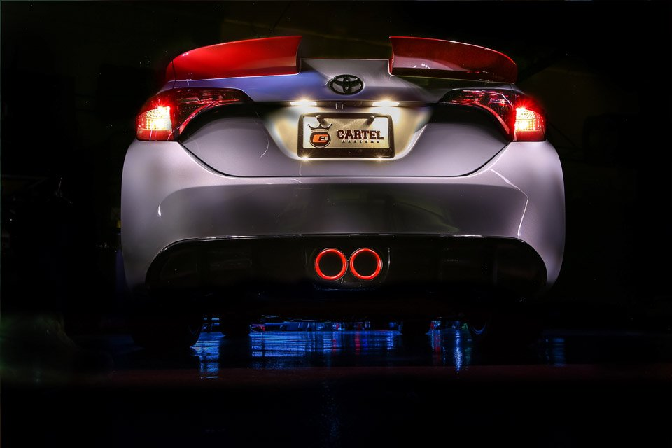 Toyota XTREME Corolla