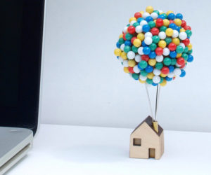Balloon Pin House