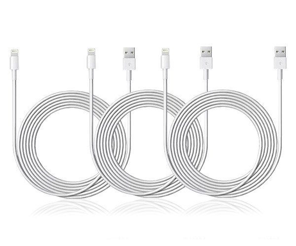 Deal: Lightning-to-USB Cable 3-Pack