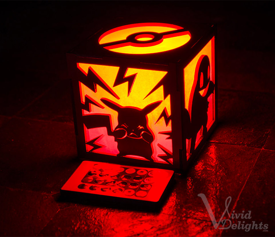 Vivid Delights LED Lanterns
