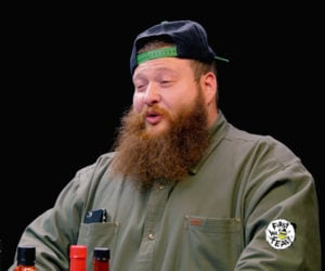 Action Bronson vs. Hot Wings
