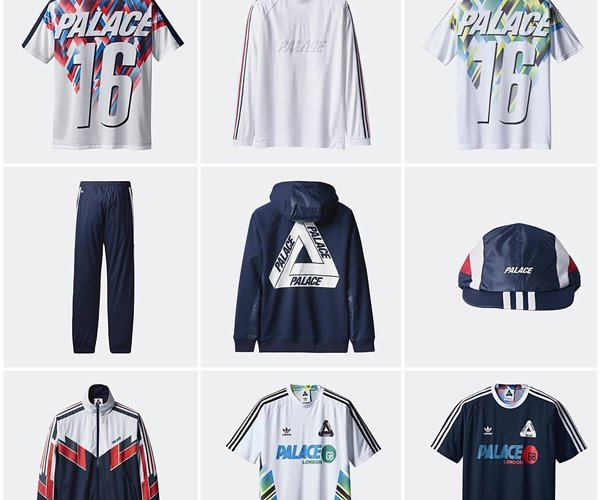 Adidas x Palace FW 2016